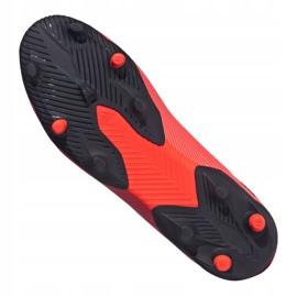 Buty piłkarskie adidas Nemeziz 19.3 Ll Fg M EH1092 wielokolorowe pomarańczowe 5