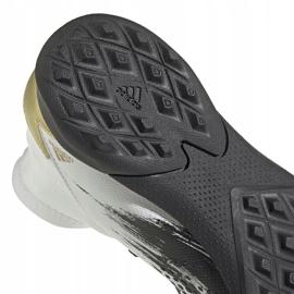Buty piłkarskie adidas Predator 20.3 Tf Jr FW9220 białe szare 5