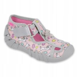 Befado obuwie dziecięce 190P099 1