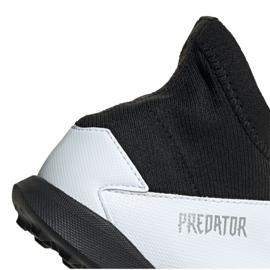 Buty piłkarskie adidas Predator 20.3 Ll Tf Jr FW9211 białe czarny, biały, czarny, szary/srebrny 2