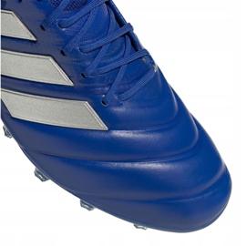 Buty piłkarskie adidas Copa 20.1 Ag M EH0880 wielokolorowe niebieskie 2