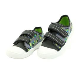 Befado obuwie dziecięce  907P112 wielokolorowe 1