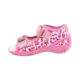 Befado obuwie dziecięce pu 065P143 2