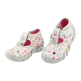 Befado obuwie dziecięce 190P099 3