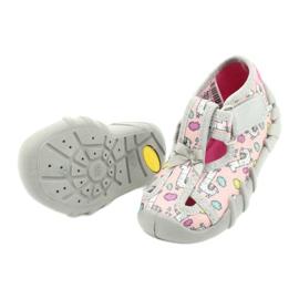 Befado obuwie dziecięce 190P099 4