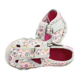 Befado obuwie dziecięce 190P099 5