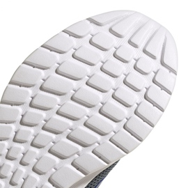 Buty adidas Tensaur Run Jr FV9444 szare 5