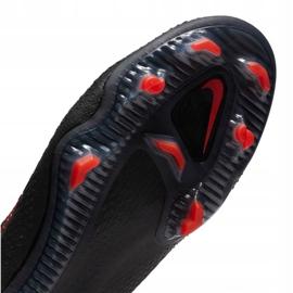 Buty piłkarskie Nike Phantom Gt Elite Fg M CK8439-060 czarne wielokolorowe 1