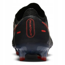 Buty piłkarskie Nike Phantom Gt Elite Fg M CK8439-060 czarne wielokolorowe 2