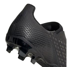 Buty piłkarskie adidas X Ghosted.2 Fg M EH2834 czarne czarne 1