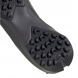 Buty piłkarskie adidas X Ghosted.3 Tf M EH2835 czarne czarne 1