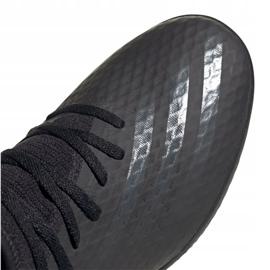 Buty piłkarskie adidas X Ghosted.3 Tf M EH2835 czarne czarne 3