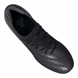 Buty piłkarskie adidas X Ghosted.3 Tf M EH2835 czarne czarne 4