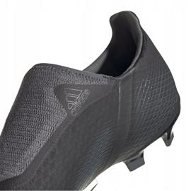 Buty piłkarskie adidas X Ghosted.3 Ll Fg M FW3541 czarne czarne 1