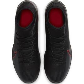 Buty piłkarskie Nike Mercurial Superfly 7 Club Tf M AT7980 060 wielokolorowe czarne 1