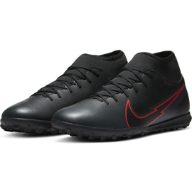 Buty piłkarskie Nike Mercurial Superfly 7 Club Tf M AT7980 060 wielokolorowe czarne 2