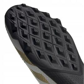 Buty piłkarskie adidas Predator 20.3 L Tf M FW9189 granatowy, biały, złoty białe 5