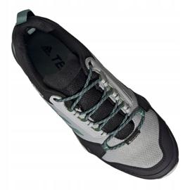 Buty adidas Terrex AX3 Gtx M FW9455 czarne szare 4