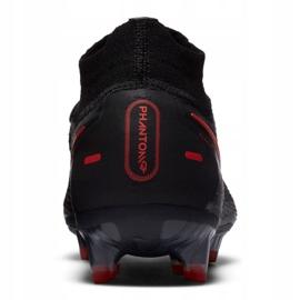 Buty piłkarskie Nike Phantom Gt Elite Df Fg M CW6589-060 czarne czarne 1