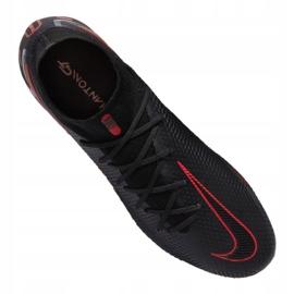 Buty piłkarskie Nike Phantom Gt Elite Df Fg M CW6589-060 czarne czarne 3