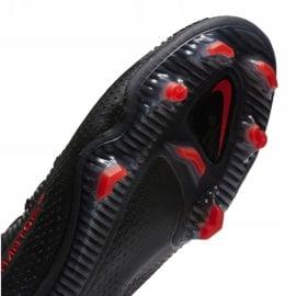 Buty piłkarskie Nike Phantom Gt Elite Df Fg M CW6589-060 czarne czarne 6
