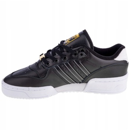 Buty adidas W Rivalry Low W FV3347 czarne 1