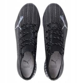 Buty piłkarskie Puma Ultra 1.1 Fg Ag M 106044 02 wielokolorowe czarne 1