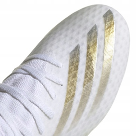 Buty piłkarskie adidas X GHOSTED.3 Fg M EG8193 białe białe 3