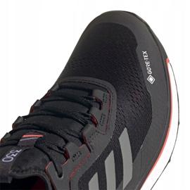 Buty adidas Terrex Agravic Flow Gtx M FU7448 czarne 1