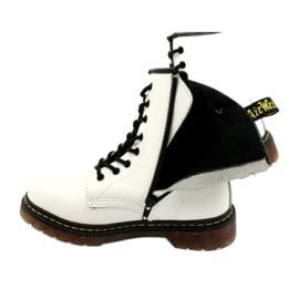 McKey Białe Glany Mckay GL429 WH 3
