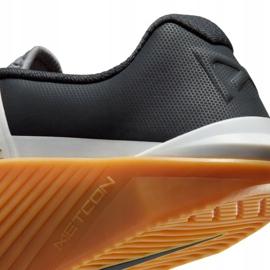 Buty treningowe Nike Metcon 6 M CK9388-009 białe czarne szare 2