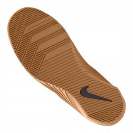 Buty treningowe Nike Metcon 6 M CK9388-009 białe czarne szare 4