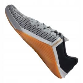 Buty treningowe Nike Metcon 6 M CK9388-009 białe czarne szare 5