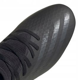 Buty piłkarskie adidas X GHOSTED.3 Fg M EH2833 czarne czarne 3