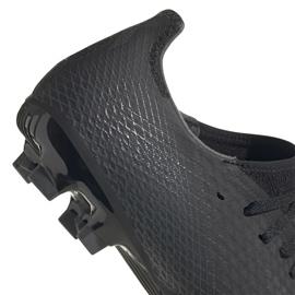 Buty piłkarskie adidas X GHOSTED.3 Fg M EH2833 czarne czarne 4