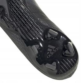 Buty piłkarskie adidas X GHOSTED.3 Fg M EH2833 czarne czarne 5