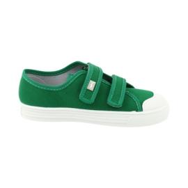 Befado obuwie dziecięce 440X013 zielone 5
