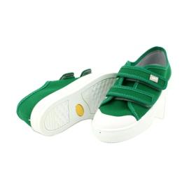 Befado obuwie dziecięce 440X013 zielone 3