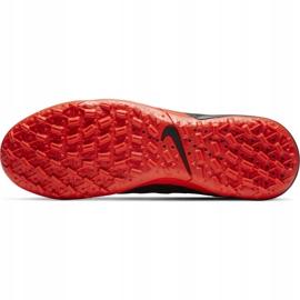 Buty piłkarskie Nike Tiempo Legend 8 Academy Tf M AT6100 060 wielokolorowe czarne 6