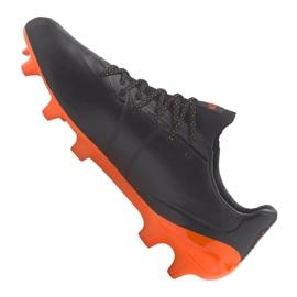 Buty piłkarskie Puma King Platinum Fg / Ag M 105606-04 czarne czarne 1