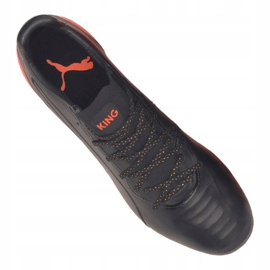 Buty piłkarskie Puma King Platinum Fg / Ag M 105606-04 czarne czarne 3
