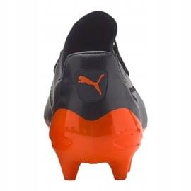 Buty piłkarskie Puma King Platinum Fg / Ag M 105606-04 czarne czarne 4
