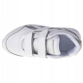Buty Reebok Royal Classic Jogger 2.0 Jr DV9021 białe 2