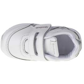 Buty Reebok Royal Classic Jogger 2.0 K DV9022 białe 2