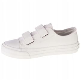 Buty Big Star Youth Shoes Jr GG374010 białe czarne 1