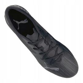 Buty piłkarskie Puma Ultra 2.1 Fg / Ag M 106080-02 czarne wielokolorowe 2