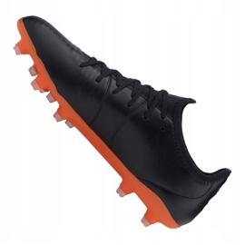 Buty piłkarskie Puma King Pro Fg M 105608-06 czarne wielokolorowe 4