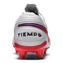 Buty piłkarskie Nike Legend 8 Elite Fg M AT5293-163 wielokolorowe białe 3