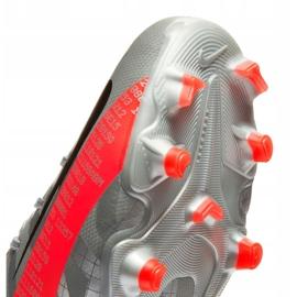 Buty piłkarskie Nike Vapor 13 Academy Mg Jr AT8123-906 czerwone 1