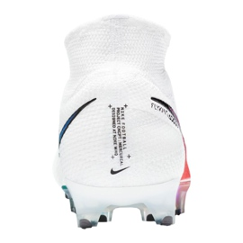 Buty Nike Superfly 7 Elite Fg M AQ4174-163 białe wielokolorowe 2
